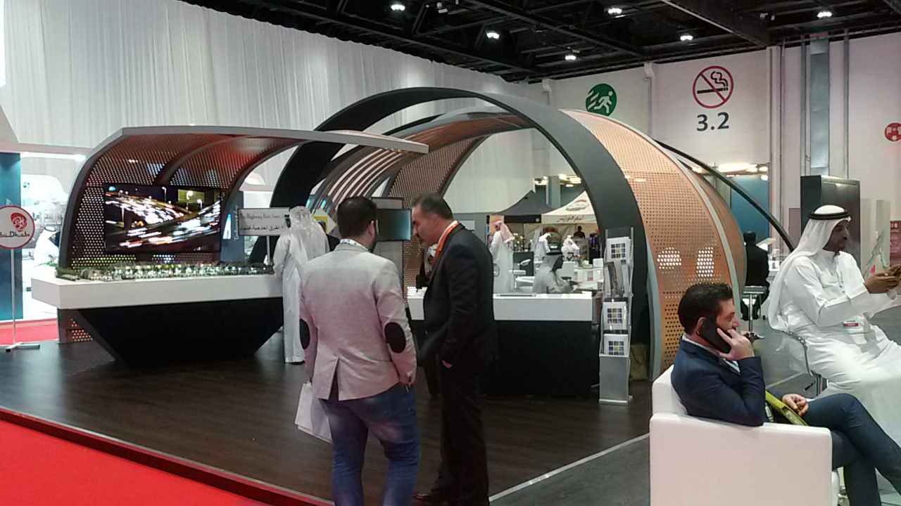 Exhibition Stand Design and Fabrication Contractor